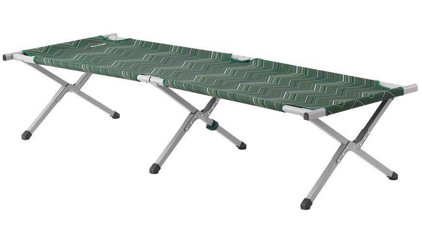 Outwell Laguna Hills Folding Bed green